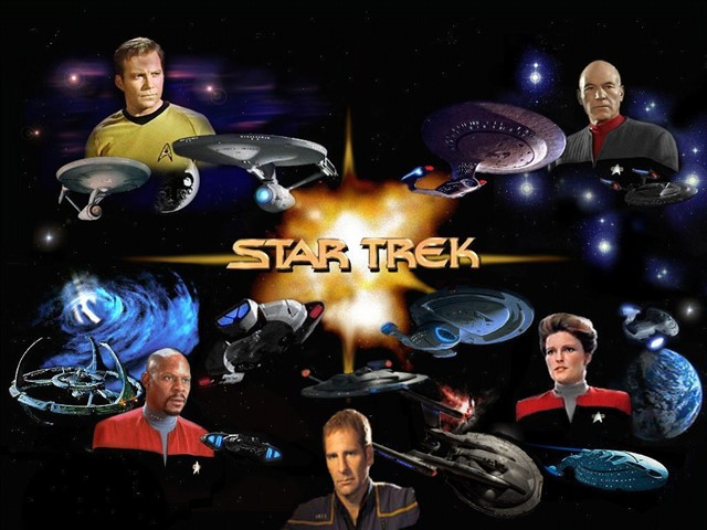 First Movie: Star Trek: The Motion Picture (1979)Total Box Office (Worldwide): $2,521,626,000.00