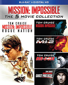 First Movie: Mission: Impossible (1996)Total Box Office (Worldwide): $2,779,000,000.00