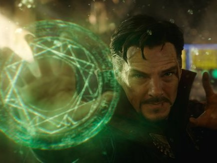 Benedict Cumberbatch gets a fantastically weird and trippy introduction to the MCU as a sorcerer supreme who goes from rich jerk to humbled hero. It's a magical version of Iron Man's origin and some gags are overly goofy, yet the filmmaking wizardry and effects are second to none.