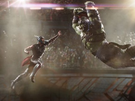 Thor and Hulk make a dynamic duo in the best Thor solo film (and funniest Marvel project), and anything with the two of them is magic. It's just too bad the larger narrative featuring a hostile takeover by goddess of death Hela (Cate Blanchett) takes a backseat to the various shenanigans.
