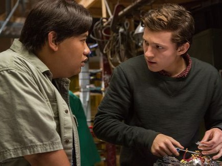Spider-Man, Spider-Man, does whatever a spider can — and when you're the new version of the teen web slinger played by Tom Holland, you also deal with balancing extracurriculars, getting a date for the big homecoming dance, trying to impress Tony Stark and fighting the Vulture in an epic young-adult adventure.