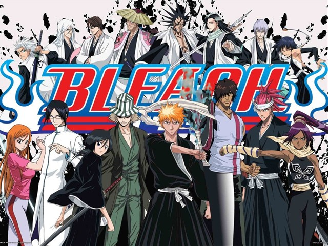 Bleach follows the adventures of Ichigo Kurosaki after he obtains the powers of a Soul Reaper (死神 Shinigami, literally,