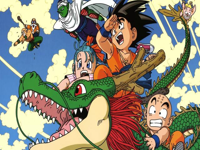 Dragon Ball follows the adventures of the protagonist Goku, a strong naïve boy who, upon meeting Bulma, sets out to gather the seven wish-granting Dragon Balls. After becoming a student of martial arts master Kame-Sennin, he and his fellow pupil Kuririn enter a tournament that attracts the most powerful fighters in the world. He then sets out on his own and winds up facing and destroying the Red Ribbon Army single-handedly. When Kuririn is later murdered after another tournament, Goku exacts revenge on his killer Piccolo Daimao. Three years later, Goku, now a young adult, must fight Piccolo Daimao's offspring Piccolo. The remaining 325 chapters of the manga were adapted into the Dragon Ball Z anime.
