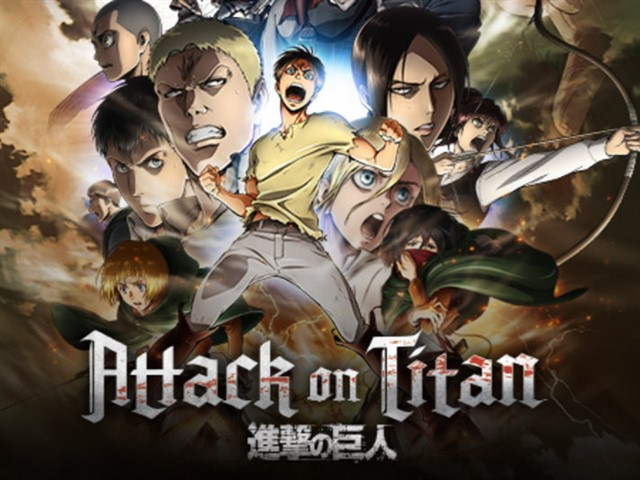 It is set in a world where humanity lives in cities surrounded by enormous walls; a defense against the Titans, gigantic humanoids that eat humans seemingly without reason. The story initially centers on Eren Yeager and his childhood friends Mikasa Ackerman and Armin Arlert, who join the military to fight the Titans after their hometown is invaded and Eren's mother is eaten and Eren swears to avenge her. However, as the story progresses and the truths about the Titans are slowly revealed to the reader, the narrative shifts to encompass Historia Reiss, squad leader Levi, Eren's father Grisha, and other supporting characters.