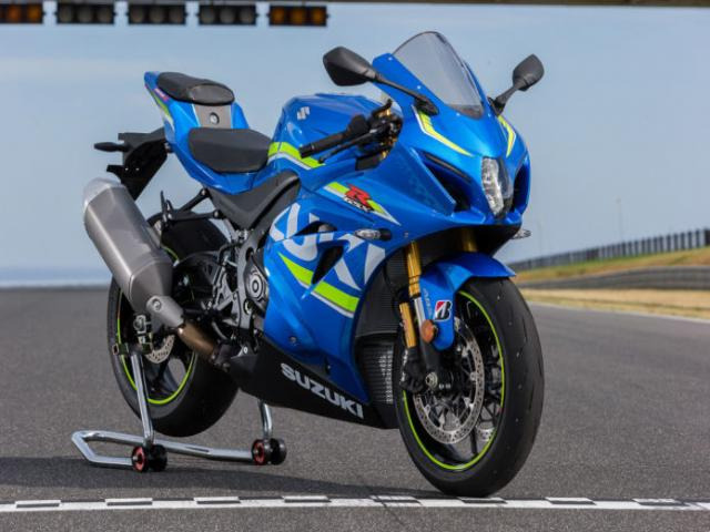 The Suzuki GSX-R1000 is a sport bike from Suzuki's GSX-R series of motorcycles. It was introduced in 2001 to replace the GSX-R1100 and is powered by a liquid-cooled 999 cc inline four-cylinder, four-stroke engine.