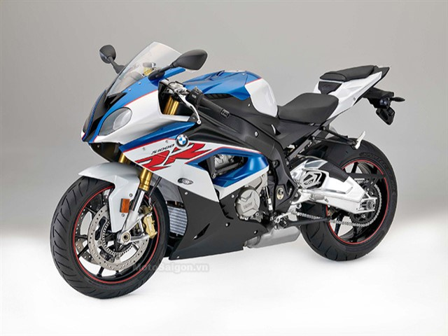 The BMW S1000RR is a sport bike initially made by BMW Motorrad to compete in the 2009 Superbike World Championship, that is now in commercial production. It was introduced in Munich in April 2008, and is powered by a 999 cc (61.0 cu in) inline-4 engine redlined at 14,200 rpm
