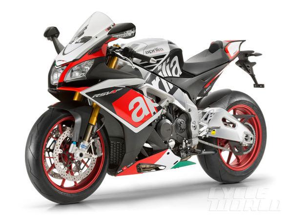 The Aprilia RSV4 is a super bike manufactured by Aprilia. The RSV4 is Aprilia's flagship model. Aprilia offers two models of the bike: the RSV4 Factory and RSV4 R.