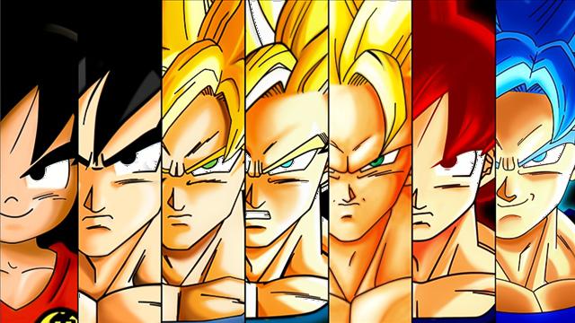 Son Goku (Kakarrot) has many abilities like, super strength, utilization of ki, flight, teleportation, super speed, enhanced reflexes, and Super Saiyan transformation that increase strength, speed, and durability.
