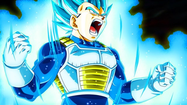 Vegeta is the King of an extraterrestrial race of warriors known as the Saiyans just like the series' protagonist Goku. Vegeta is extremely vain and proud, constantly referring to his heritage throughout the series.