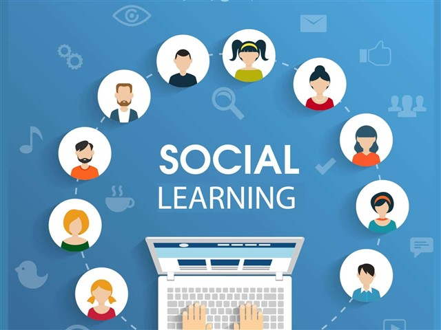 As more professionals work remotely, companies have found creative ways to keep employees connected and develop their talents outside of the office. One way that has gained popularity among corporate training programs is social learning.Social learning is the process of learning through peer social interaction. The most common example of traditional social learning is the chance encounter at the workplace water cooler. Two or more people run into each other, share ideas, and walk away knowing a little more in the process; this is social learning.