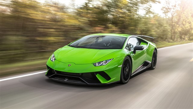 """Nothing on Earth can prepare you for the eyeball-melting performance of Lamborghini's """"entry-level"""" supercar, the Huracán."""