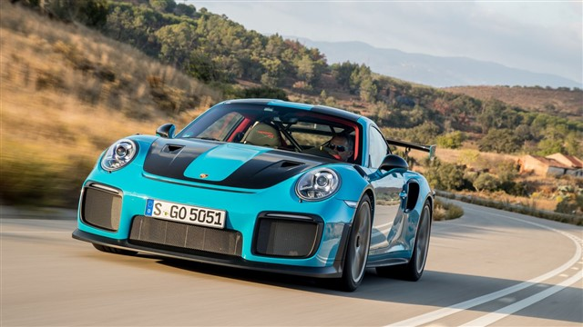 The brutal GT2 RS is the chainsaw of the 911 lineup compared with the scalpel-like GT3.
