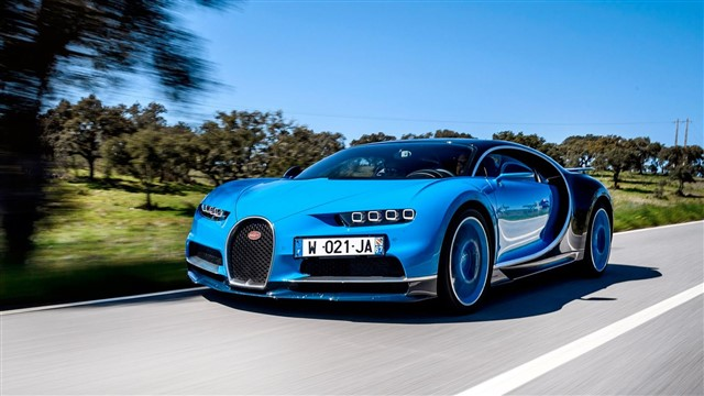 Leaving the 99.99 percent in its dust, the Chiron is a 1500-hp smackdown of every hypercar ever produced.