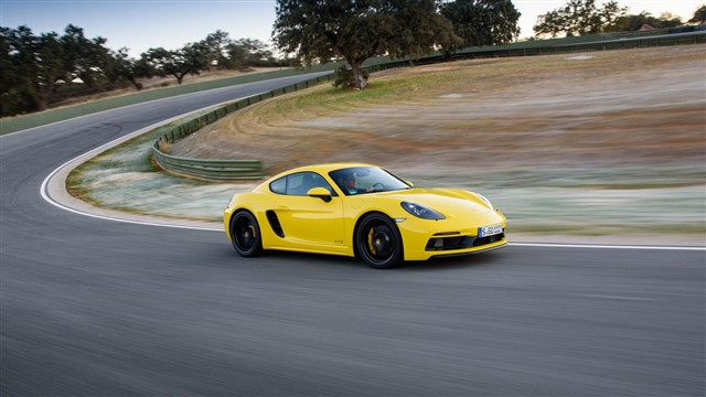 There are few driving experiences as rewarding as a jaunt in a 718 Cayman, a repeat winner of our 10Best Cars award.