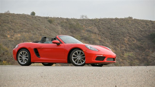 The Boxster continues to embody automotive excellence, which earns it a spot yet again on our 10Best Cars list for 2018.