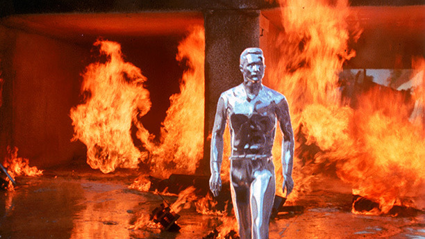 Digital effects had only barely been invented when James Cameron decided to meld practical effects and the new tech, and made his sequel bad guy a CGI shape-changer. The body-morphing result sparked a generation of liquid-gooey imitators.