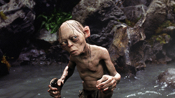 Andy Serkis became the first superstar of the performance capture era playing Gollum, the poignantly insane ring addict. Gollum was the killer app for CGI: proof that computer effects could enhance humanity, not just replace it.