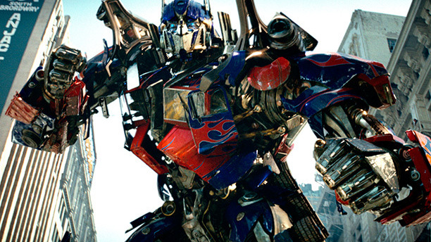 The special effects pioneers at Industrial Light & Magic turned Michael Bay's robocar franchise into a sizzle reel for intricate CGI. Their finest creation: the heroic Autobot commander Optimus Prime, a gigantic posthuman superhero rendered with lovingly elaborate gearhead detail.