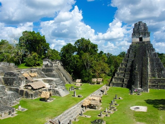 Nestled in the tropical El Petén rainforests of northern Guatemala, Tikal is among the largest cities of the ancient Mayan civilization. At its peak, it had an estimated population between 100,000 and 200,000. Today, the ruins of its iconic pyramids, palaces, and religious structures—including the towering Temple IV, the tallest pre-Columbian structure in the Americas—are part of the UNESCO-listed 220-square-mile Tikal National Park. On a budget? Guatemala is also one of the most affordable vacation spots.