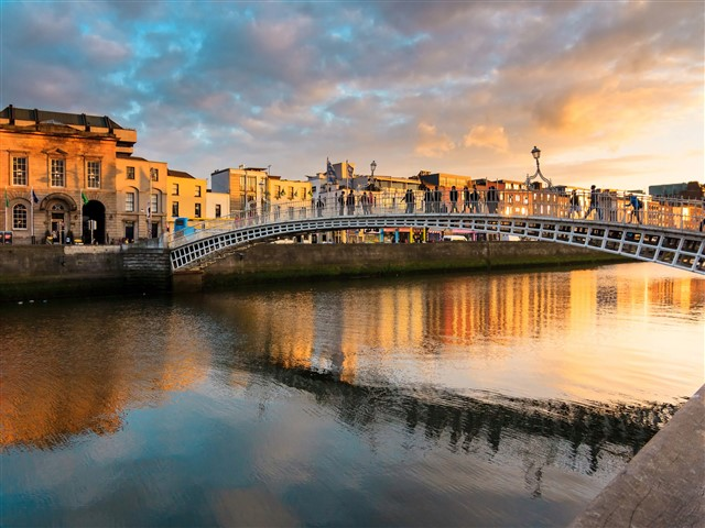 In Dublin, you'll discover the resilient spirit of the Irish people. Take the bus to Kilmainham Gaol and stand in the courtyard where Joseph Plunkett, a leader of the 1916 Easter uprising, was executed, having only just married his fiance in the dim prison chapel. It's a somber reminder of the country's struggle for independence. For a lighter evening, you can head to any of Dublin's nightclubs, like Spirit or POD, for a night of