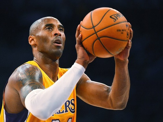 For the fifth year in a row, Los Angeles Lakers basketball playerKobe Bryanthad the highest salary in the NBA from 2014 to 2015, reports Forbes. The five-time champion made $23.5 million during that time span, and CNN Money reports he made an impressive $323 million from the Lakers over the course of his 20-year-long career. If you do the math, that means Bryant made an average of $16.1 million each year.In addition to his basketball salary, Bryant made at least $26 million in endorsements from 2014 to 2015 and a total of more than $280 million from sponsorship deals during his career, according to CelebrityNetWorth.He also has his own company, Kobe Inc., which filed for multiple trademarks late last year. According to ESPN, the trademark will likely be used to mark trading cards, action figures, books, shot glasses and more.