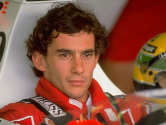 n addition to a $400 million net worth, the late Brazilian racecar driver Ayrton Senna is arguably one of the best Formula One drivers of all time.During his career, Senna won three world titles, 41 races and 65 pole positions.Senna's knack for driving started at a young age. At age 4, he began driving a small go-kart, and at 13 he won his first race. Senna died as the result of a car crash during a race in 1994. He was 34 years old.
