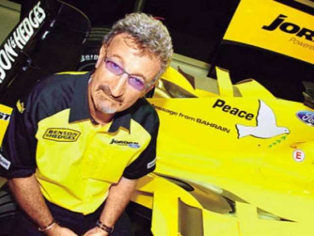 Irish-born Eddie Jordan is a retired racecar driver, team owner and entrepreneurial guru.According to his website, Jordan was working as a bank clerk when the Dublin bank strike led him to move to Jersey, where he discovered racing for the first time. He eventually signed on as a driver with Marlboro before retiring from racing after experiencing several major accidents.Jordan went on to take aspiring drivers under this wings, including fellow richest athlete of all time, Ayrton Senna. He has also developed a portfolio of business successes, holds two honorary doctorates, and has won several prestigious awards in Ireland.