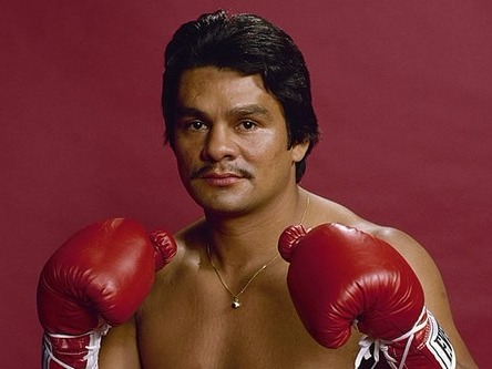 Nicknamed the Hands of Stone, Roberto Duran is the number six in our list of top 10 boxers of all time. He is considered by many as the best lightweight in history. He is one of the four horsemen who fought during the best era of welterweights in the 80s. During his career, he's been able to fight in four different weight divisions from lightweight all the way up to middleweight.He is the second boxer to have fought in five different decades. Unfortunately, Roberto Duran's career was most infamous after saying no mas after becoming frustrated against Sugar Ray Leonard. It was only in 2000 when Duran finally decided to hang the gloves after his rematch against Hector Camacho.