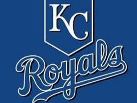 The Kansas City Royals are an American professional baseball team based in Kansas City, Missouri. The Royals are a member of the Central Division of Major League Baseball's American League. Since April 10th 1973, the Royals have played in Kauffman Stadium, but formerly known as Royals Stadium. The Royals have participated in three World Series, winning the 1985 World Series and losing in 1980 and 2014. The name Royals originates from the American Royal, a livestock show, horse show, rodeo, and championship barbeque competition held annually in Kansas City since 1899.