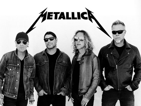 Metallica is an American Thrash Metal band formed in 1981 . The original lineup was James Hetfield (Vocalist and Rhythm guitarist), Dave Mustaine (Lead Guitar), Lars Ulrich (Drums), Ron McGovney (Bassist). The group came into mainstream from their Self-Titled album and the hit single