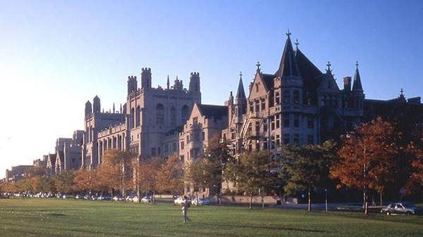 The University of Chicago is an urban research university that has driven new ways of thinking since 1890. Our commitment to free and open inquiry draws inspired scholars to our global campuses, where ideas are born that challenge and change the world.