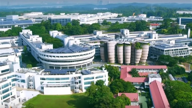 Nanyang Technological University (NTU) is now the highest-ranked university both in Singapore and Asia. NTU receives the highest score in the whole ranking for citations per faculty member (a measure of research impact). NTU is a young university, established in 1991, and has consistently been ranked first in the QS Top 50 Under 50, a ranking of the top universities in the world under 50 years old. NTU has a student population of about 32,400 and has the largest university campus in Singapore, at 200 hectares. NTU also features among the world's best for 31 subjects, including top 10 positions for chemical and civil engineering.