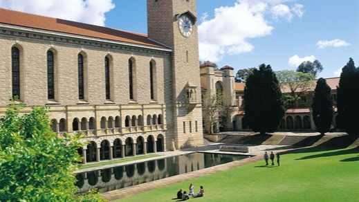 Founded in 1911, UWA is located in Perth and was Western Australia's first university. It now has almost 24,000 students enrolled across nine faculties.