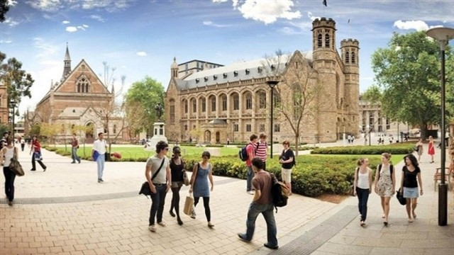 University of Adelaide is another of the oldest universities in Australia, established in 1874. Another Group of Eight member, the university has over 25,000 students enrolled at its five campuses in the state of South Australia.