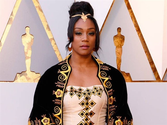 Yes, the authentic Eritrean regal look was a nod to a wish from her late father, but the bottom line for the Girls' Trip star is the Oscars is an awards ceremony. Not a costume party.