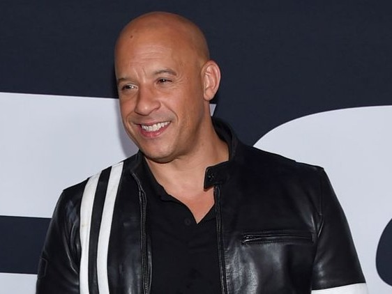 While he starred in movies both onscreen and offscreen last year, Vin Diesel was a voice-over actor in Guardians of the Galaxy Vol. 2 and the leading character, Xander Cage, in xXx: Return of Xander Cage. Of course, the famous celeb is also a part of The Fast and Furious franchise, starring in last year's film alongside The Rock, The Fate of the Furious. These blockbuster hits alone helped make Diesel the third-highest-paid actor of 2017, with a salary of $54.4 million.