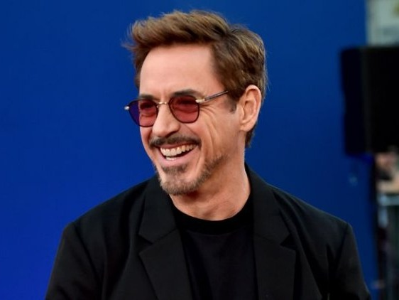 While he fell from first place to sixth, Robert Downey, Jr., otherwise known as