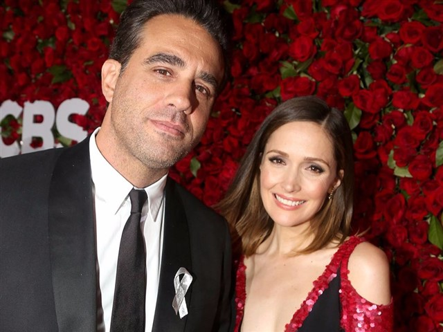 Rose Byrne is pregnant with baby number two! The star revealed to DavidJones.com that she and Bobby Cannavale are expecting: