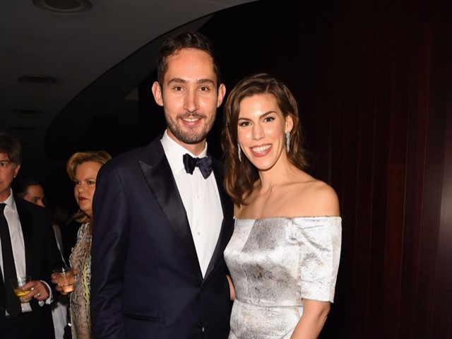 Instagram's CEO Kevin Systrom took to (of course) Instagram to announce his wife's pregnancy - and the post is the most adorable thing you'll read today: