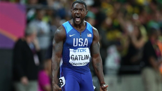 Justin Gatlin was born on the 10th of February 1982. In the last race of Usain Bolt's career, it was Justin Gatlin who went onto win the gold at the 2017 IAAF World Athletics Championships. He is currently the reigning World Champion of 100m dash. He holds the fifth spot with a timing of 9.74sec. From 2006 to 2010, the USADA had banned Gatlin for testing positive in the drug test. His comeback surely has placed him history books for being the last man to beat the legendary Super Sprinter of the World Usain Bolt.