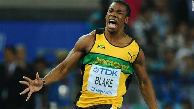 Yohan Blake was born on the 26th of December 1989 in Jamaica. He studied from St. Jago High School, Spanish Town, Jamaica. His first love was Cricket. He was persuaded by his school Principal to trying sprinting over Cricket. The rest soon became a history. At the 2011 World Championship, Blake became the youngest 100m World Champion by winning the gold. 2012 London Olympic Games saw Blake winning the silver medal in 100m and 200m race for Team Jamaica. He holds the second spot together with Tyson Gay with a timing of 9.68sec. He also holds the second fastest time ever in 200m, having clocked an amazing 19.26sec behind Usain Bolt. He also holds the Jamaican National Junior Record for the 100m. at 19 years 196 days, he became the youngest sprinter to brake the 10-second barrier. Glen Mills is his coach. Daniel Bailey and Usain Bolt were his training partners.