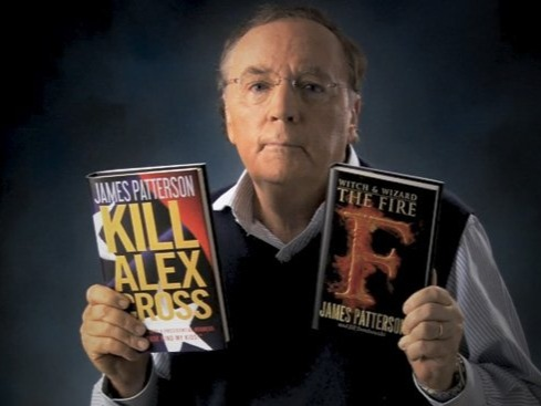 James Patterson follows E.L. James in the second spot on this list. This 66 year old author has penned the widely successful novel 'Maximum Ride and Witch and Wizard'. Raking in $91 million dollars for this literary piece, James Patterson, who has already been enjoying this status on best seller lists for the past 37 years is widely known for the creation of the cult series called 'Cross'. This novel on a character called 'Alex Cross' has also been made into a movie named after the titular character.