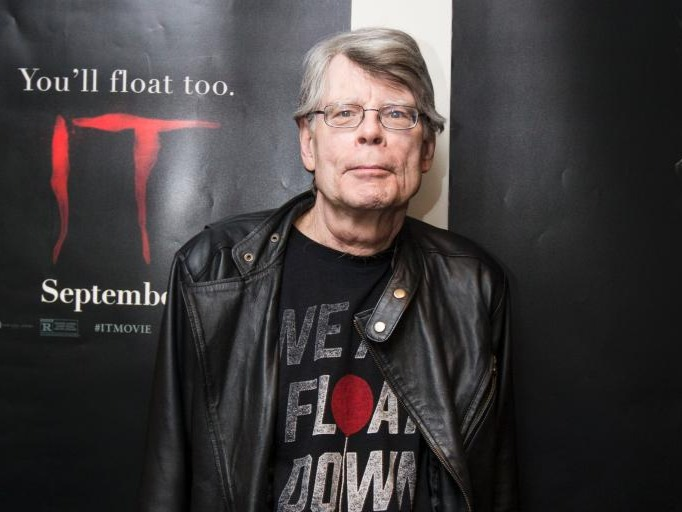 The literal king of the creepers, Stephen King has earned a decent $20 million thanks to his bestsellers, 'Under the Dome' and 'The Shining'.