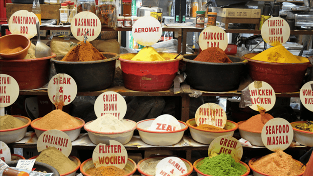 Durban has a large Indian community and with it comes a smorgasbord of authentic Indian cuisines. Visit one of the many markets and street stalls, or dine out at a restaurant, whatever you decide to eat, don't forget to have a bunny chow.