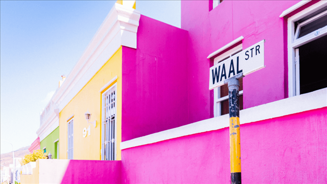 Whether you're after a hearty meal or a complete experience where you're taken on a cooking tour, the Bo Kaap is all about Cape Malay cuisine. The flavourful and spicy, yet mild, cuisine, has since being brought here from the Dutch East Indies in the 17th and 18th centuries, established itself in South Africa and has become a part of its overall culture and cuisine.