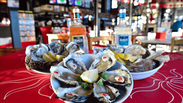When visiting the beautiful Garden Route town of Knysna oysters are on the menu. Have them as is or covered in hot sauce and lemon juice, Knysna has long been renowned for serving up platters filled with these tasty molluscs.