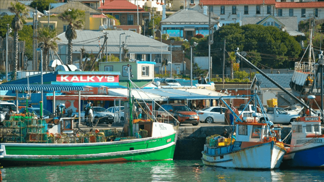 For massive servings of the best fish and chips to grace your taste buds head to Kalk Bay, more specifically, Kalky's. Take a walk through the quaint town towards the harbour, where you'll find this unassuming fishery. The fish is as fresh as it gets and the chips are expertly made, soft on the inside and crispy on the outside.