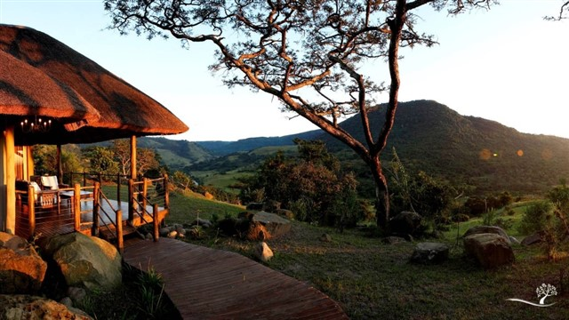 Karkloof Safari Spa in KwaZulu-Natal is world renowned and features 17 treatment rooms, all with wonderful views of the bush and surrounding gardens. Facilities include a manicure and pedicure lounge, a flotation pool, therapy pools, an open-air jacuzzi, saunas, steam rooms and more.