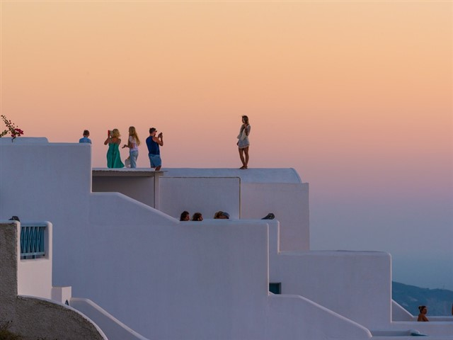 The birthplace of civilization is also one of the world's most beautiful countries. From the whitewashed buildings of Santorini, delicately perched over the ocean, to the ancient ruins of the Acropolis, Greece has a photo sure to boost that Instagram following in a single post.