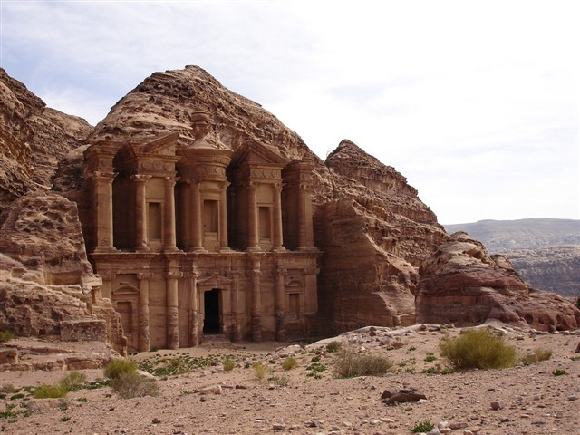 Jordan is a fascinating country full of beautiful views. The most recognizable is perhaps Petra's Treasury, but the deserts, Wadi Rum, camels, city streets, luscious colors, and even the night sky, all make excellent photography subjects.
